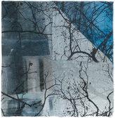 Faliero Sarti tree print scarf - women - Cashmere/Modal - One Size
