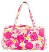 Lulu Guinness Floral Frame Bag