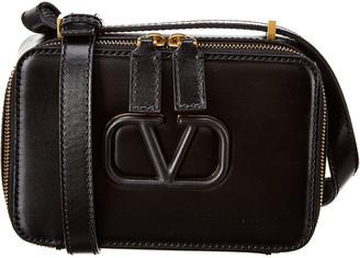 Valentino Vsling Small Leather Crossbody
