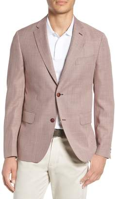 John W. Nordstrom Traditional Fit Wool Sport Coat
