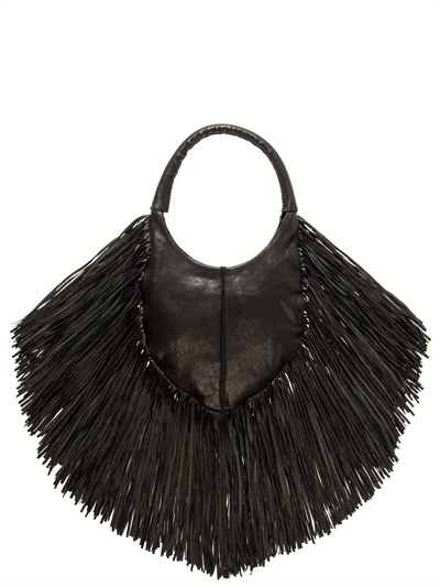 Lilith Fringes Leather Bag