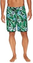 Sundek Contrast Piping Board Shorts
