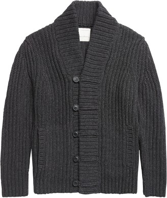 Banana Republic Heritage Chunky Cardigan Sweater