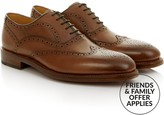 Oliver Sweeney Men's Aldeburgh Leather Goodyear Welted Brogues