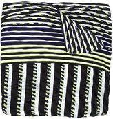 Issey Miyake striped scarf