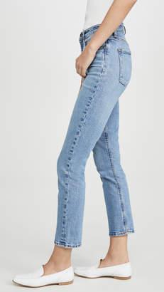Nobody Denim True Ankle Jeans