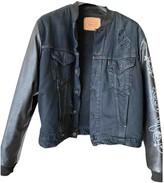 Levi's Black Denim - Jeans Jackets