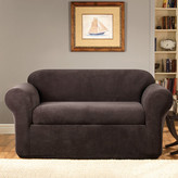 Sure Fit Stretch Metro 2-Piece Sofa Slipcover
