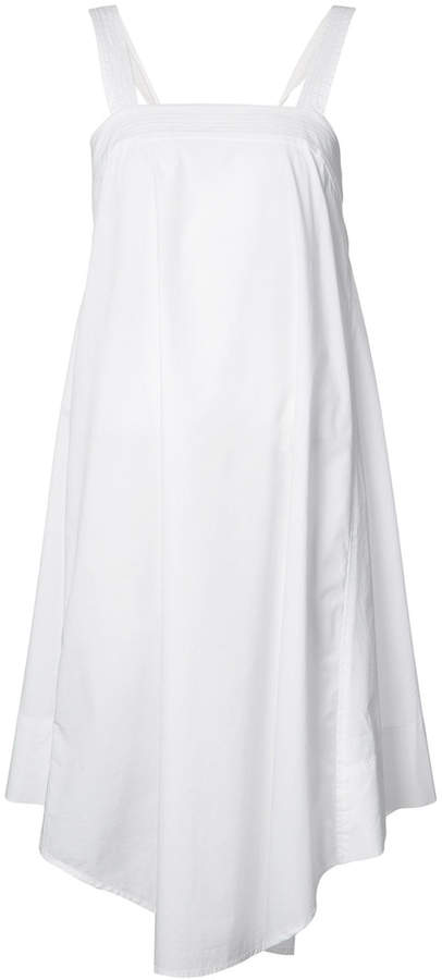 Trina Turk back lace-up detail dress