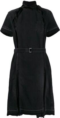 Sacai utility dress