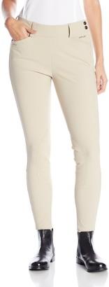 Ariat Women's Olympia Low Rise Knee Patch Side Zip PantShirt