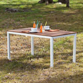 Asstd National Brand Seabrook Outdoor Rectangular Table