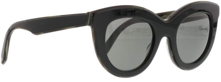 Victoria Beckham Classic Black Sunglasses