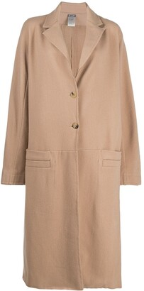 Kristensen Du Nord Oversized Cashmere Coat