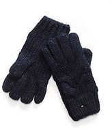 Tommy Hilfiger Big Girl's Cableknit Gloves