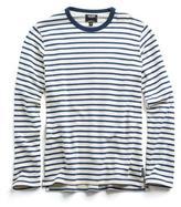 Todd Snyder Lightweight Striped Sweatshirt