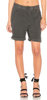James Perse Super Soft Twill Utility Short