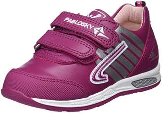 Pablosky Kids Girls' 272070 Low-Top Sneakers