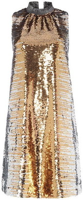 Biba Sequin Shift Dress