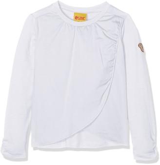Steiff Girl's 1/1 Arm Long-Sleeved T-Shirt