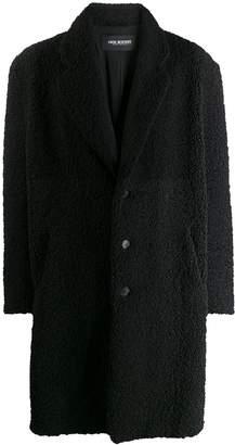 Neil Barrett faux shearling coat