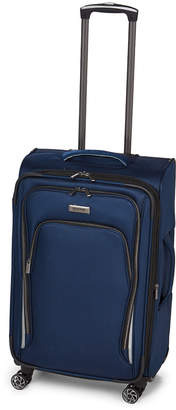 """Kenneth Cole Reaction 28"""" Navy Cloud City Upright Spinner"""