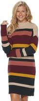 Sonoma Goods For Life Women's SONOMA Goods for Life Long Sleeve Mock Neck Sweater Dress