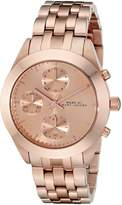 Marc Jacobs Marc by Women's MBM3394 Analog Display Analog Quartz Rose Watch