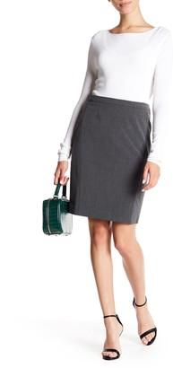 Halogen Ela Suit Skirt (Petite)