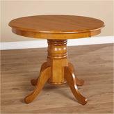 Asstd National Brand Farmhouse Wood-Top Dining Table