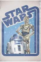 Star Wars Classic Droids Sweatshirt Blanket, Droids Blanket
