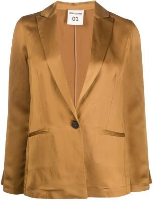 Semi-Couture Semicouture slim fit blazer