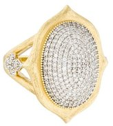 Jude Frances 18K Diamond Moroccan Ring