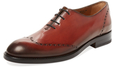Antonio Maurizi Leather Wingtip Oxford