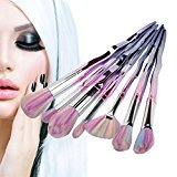 Makeup Brush, Lookatool 7PCS Make Up Foundation Eyebrow Eyeliner Blush Cosmetic Concealer Brushes