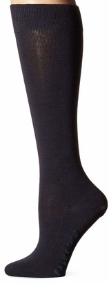 Falke Women's Family Knee-High Casual Sock-94% Cotton