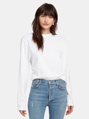 x karla The Raw Long Sleeve Tee
