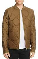 Ovadia & Sons Reversible Quilted Bomber Jacket