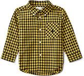 Ralph Lauren Gingham Cotton Pocket Shirt