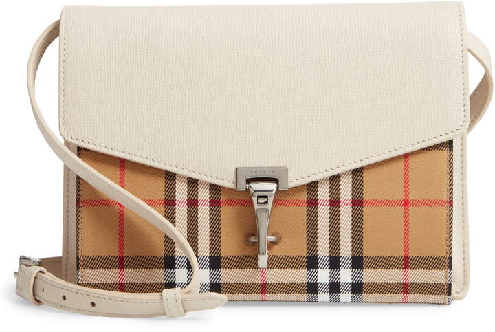 d1fd354f63d5 Burberry House Check Crossbody Bag - ShopStyle
