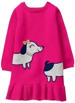 Gymboree Pretty Pup Dress