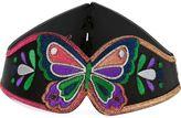 Manish Arora embroidered butterfly belt
