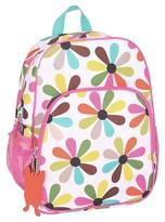 """French Bull 15"""" Flower Power Kids' Backpack - Multicolored"""