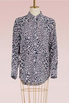 Equipment Essential leopard shirt