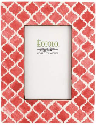 "Eccolo Diamond Tiles Picture Frame - 4"" x 6"""