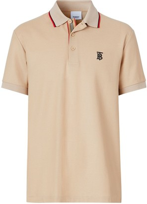 Burberry Monogram Motif Polo Shirt