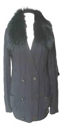 Hotel Particulier Black Cashmere Coats