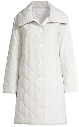 Jane Post Jane Diamond Quilted Coat