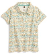 Tea Collection Toddler Boy's Perth Polo