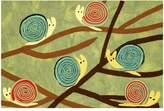 Liora Manné Trans Ocean Imports Visions III Snails Grass Doormat - 20'' x 29 1/2''